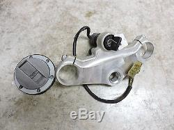 00 Triumph Daytona 955i 955 i key and ignition lock set gas cap