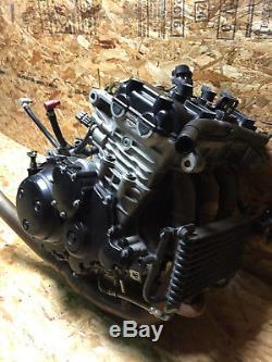 01 02 03 04 05 2001-2005 TRIUMPH DAYTONA 955i ENGINE MOTOR RUNNING GREAT