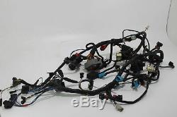 01-04 Triumph Daytona 955i Main Engine Wiring Harness Motor Wire Loom T2500357