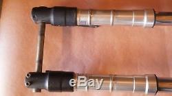 01 Triumph Daytona 955i Front Forks Suspension OEM
