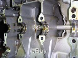 02 03 04 triumph daytona 955i crankcase case engine motor