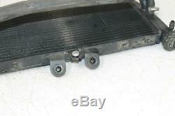 04 Triumph Daytona 955i Engine Radiator Motor Cooler Cooling Radiater