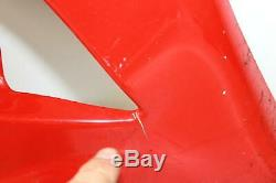 04 Triumph Daytona 955i Right Lower MID Upper Side Fairing Cowl