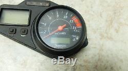 05 Triumph 955I 955 I Daytona gauges speedometer tachometer dash meters