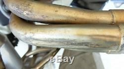 05 Triumph 955I 955 I Daytona muffler pipe exhaust