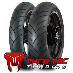 120/70-17 & 180/55-17 Maxxis Supermaxx ST2 TRIUMPH DAYTONA 955I Motorbike Tyres