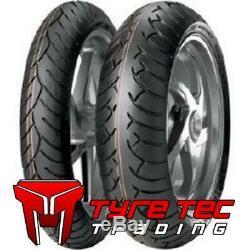 120/70-17 & 190/50-17 Metzeler Roadtec Z6 TRIUMPH 955I DAYTONA Motorcycle Tyres