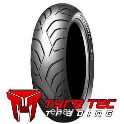 190/50-17 73W Dunlop Roadsmart 3 TRIUMPH 955I DAYTONA Motorcycle Rear Tyre