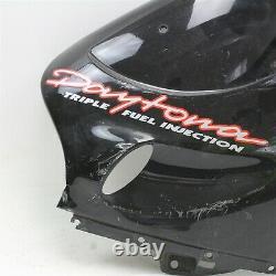 1997-2000 Triumph Daytona 955 955i T595 OEM Right Side Fairing Trim Shroud Black