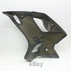 1997-2006 Triumph Daytona 955 955i T595 OEM Right Side Fairing Trim Shroud Black