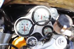 1997 Triumph T595 Daytona 955i 26k, Service History, 6 pr. Owners, excellent