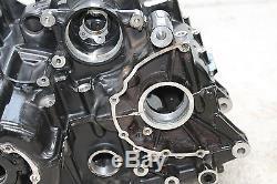 1998 Triumph Daytona T595 955i engine motor crankcase cases