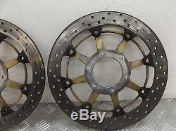 1999-2000 Triumph 955i Daytona Front Brake Discs