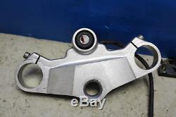 1999-2006 Triumph Daytona 955i Ignition Lock Key Set With Gas Cap And Seat Lock