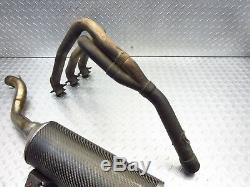 2000 99-04 Triumph Daytona 955i Oem Exhaust Muffler Headers Pipes Manifold Lot