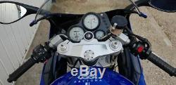 2001 Triumph Daytona 955i