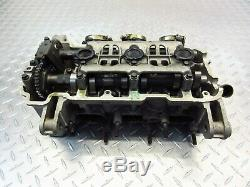 2002 02-06 Triumph Daytona 955i OEM Cylinder Head Valves Engine Motor Top End