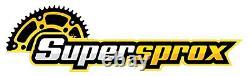 2002 2003 2004 Triumph 955 i Daytona 530 X-Ring Chain Front Rear Sprocket Kit