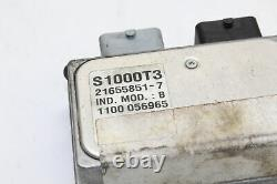2002 Triumph Daytona 955i Ecu Computer Controller Unit Black Box Ecm Cdi OEM