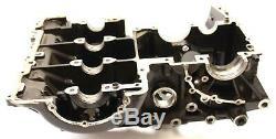 2002 Triumph Daytona 955i Engine Motor Crankcase Crank Cases Block T1160821