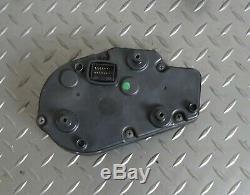 2002 Triumph Daytona 955i Instrument Cluster / Clocks / Speedo 2502022 #125