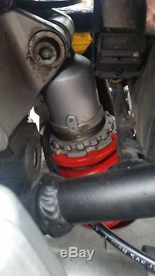 2003 Triumph 955i Daytona ONLY 17k