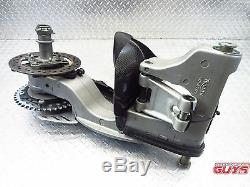 2003 Triumph Daytona 955i 955 02 03 04 05 06 Single Sided Swingarm Fender Rear