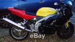 2003 Triumph Daytona 955i Centennial Edition