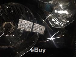 2003 Triumph Daytona 955i Fairings, Carbon Fiber infills, Headlight, mirrors, br