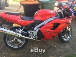 2003 Triumph Daytona 955i SS