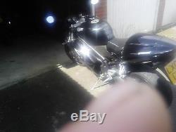 2005 Triumph Daytona 955i Black
