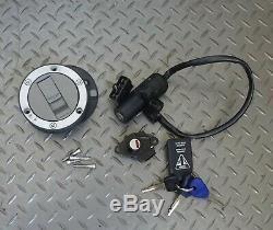 2005 Triumph Daytona 955i Full / Complete Lock Set & Keys 2501036 #124