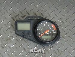 2005 Triumph Daytona 955i Instrument Cluster / Clocks / Speedo 2502022 #124