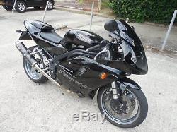 2006 triumph daytona 955i ss black 16k stunning bike lots extras s/h