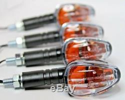 4X TURN SIGNAL SUPER OPTIK TRIUMPH SPEED TRIPLE T509 T 509 955i DAYTONA 955 T955