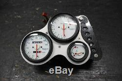 97-01 Triumph Daytona 955i Oem Speedo Tach Gauges Display Cluster 98 2000 2001