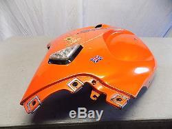 98 Triumph T595 / 955I Daytona Orange Righ Side Mid Fairing Cover FastFreeShip