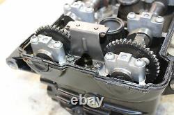 99 00 01 Triumph Sprint St Complete Engine Cylinder Head W Camshafts Good