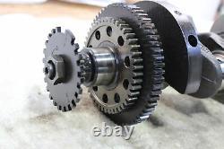 99 00 01 Triumph Sprint St Engine Motor Crankshaft Crank Shaft Good