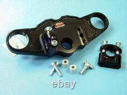 Abm Superbike Handlebar Kit Triumph Daytona 955i (595N) 02-03 Black