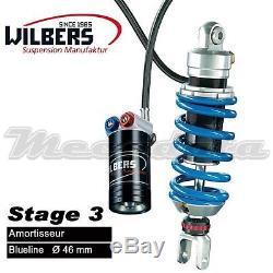 Amortisseur Wilbers Stage 3 Triumph Daytona 955 i 595 N Annee 04+