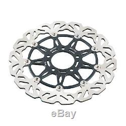Armstrong Wavy Front Brake Disc For Triumph 2004 Daytona 955i BKF766
