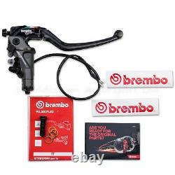 BREMBO 19RCS CORSA CORTA Radial Brake Master Cylinder For Triumph Daytona 955i