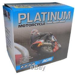 CTMX14-BS Motorcycle Battery YTX14-BS TRIUMPH Daytona 955i, Sprint ST RS 99-04