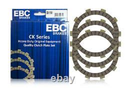 Clutch Repair Kit, EBC & clutch gasket, springs for Triumph Daytona 955i, 02- 06