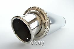 Daytona 955i 97-01 SP Engineering Polished Stainless Round Big Bore XL Exhaust