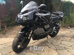 Daytona 955i Black
