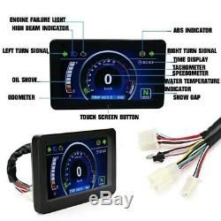 Digital Speedometer for Triumph Daytona 955i / T595 (955i) Hi-Tech