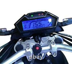 Digital Speedometer for Triumph Daytona 955i / T595 (955i) Track RXS