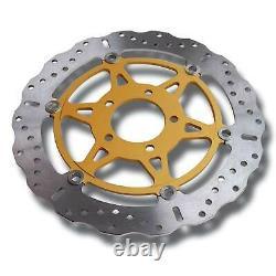 EBC XC Series Front Brake Disc For Triumph 2000 Daytona 955i